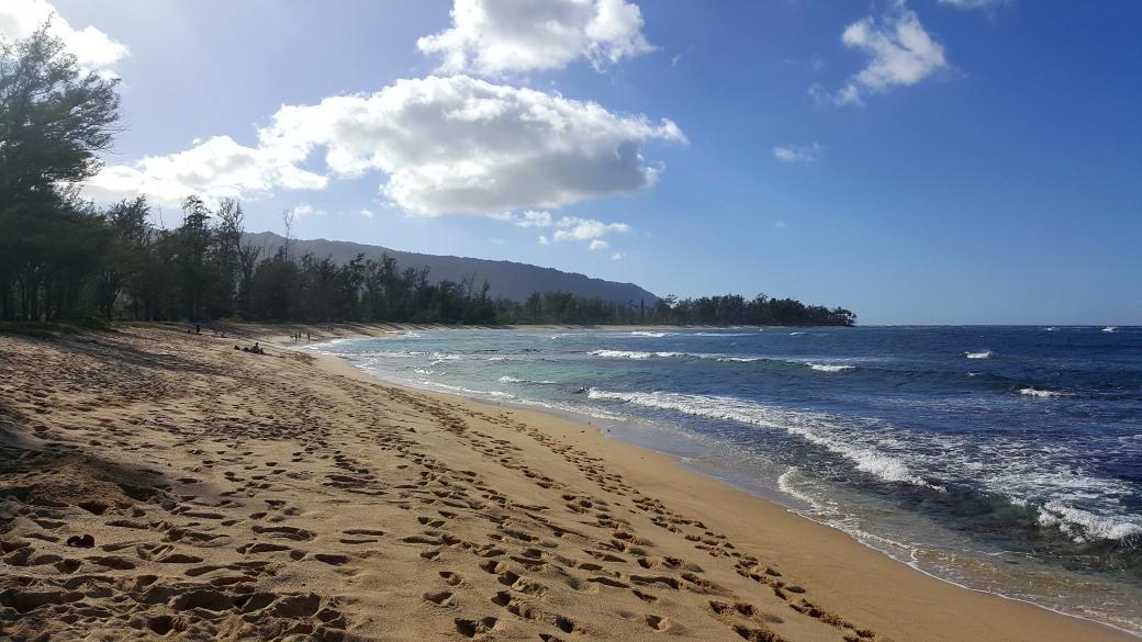 Makaleha Beach